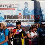 Svenja Thoes  Ak Ironman 70.3 Zell am See 2015